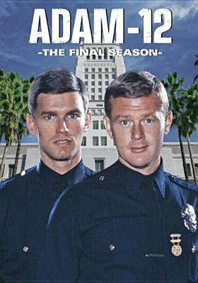 ADAM 12:SEASON SEVEN BY ADAM 12 (DVD)
